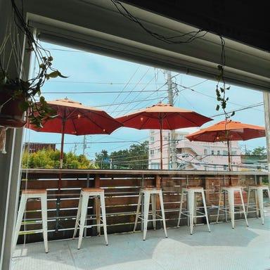 3nD Cafe+Bar  店内の画像