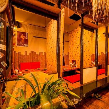 沖縄粟国島料理 あぐぅーん たまプラーザ店 店内の画像