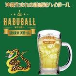 琉球ハブボール