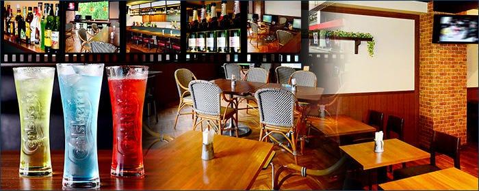 カフェ&バー フロンティア 薬院店