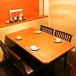 人数に応じた個室を多数ご用意 個室のみのご予約もOK