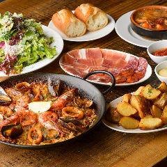 スペイン料理 ブランコ