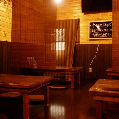鶏と炭火焼のお店 とりっこ  店内の画像