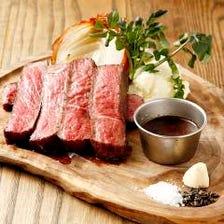 看板!選べる上質肉のグリル