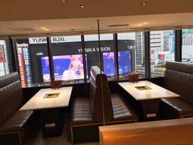 ホルモン焼 幸永 新宿東口店 店内の画像