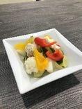 フレッシュ野菜のピクルス