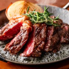 【NEW】短角牛 厚切りサーロインステーキ