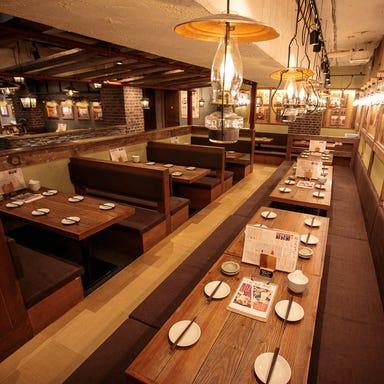 北海道シントク町 塚田農場 品川港南口店 店内の画像
