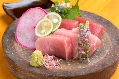 炭焼菜彩干物飯 紀州のしずく  メニューの画像