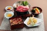 神戸牛すき焼膳