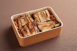鰻白醤油焼鰻弁当