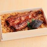 国産鰻を使用した伝統の味をお持ち帰りいただけます。