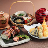 【数量限定】鰻の棒寿司セット(柚子香る)