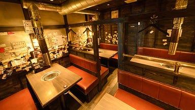 焼肉ホルモン 龍の巣 博多春吉店  店内の画像