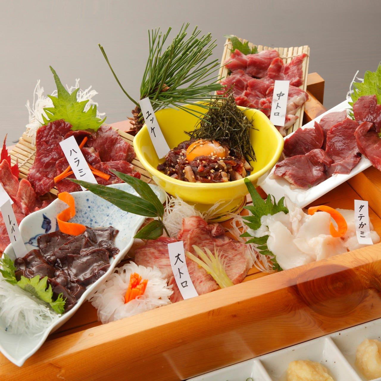 とろける食感・甘み溢れる熊本の桜肉