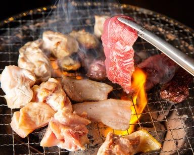 炭火焼肉と本格辛麺 とんぱち  メニューの画像