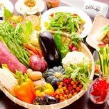 こだわりぬいた「新鮮野菜」たち【山梨県】