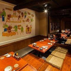 個室 居酒屋 飲み放題 もつ鍋 芋蔵 豊田店