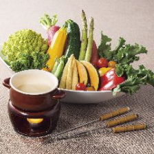 女性に大人気◎直接仕入れる新鮮野菜