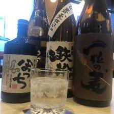 千葉県産地酒も堪能できる