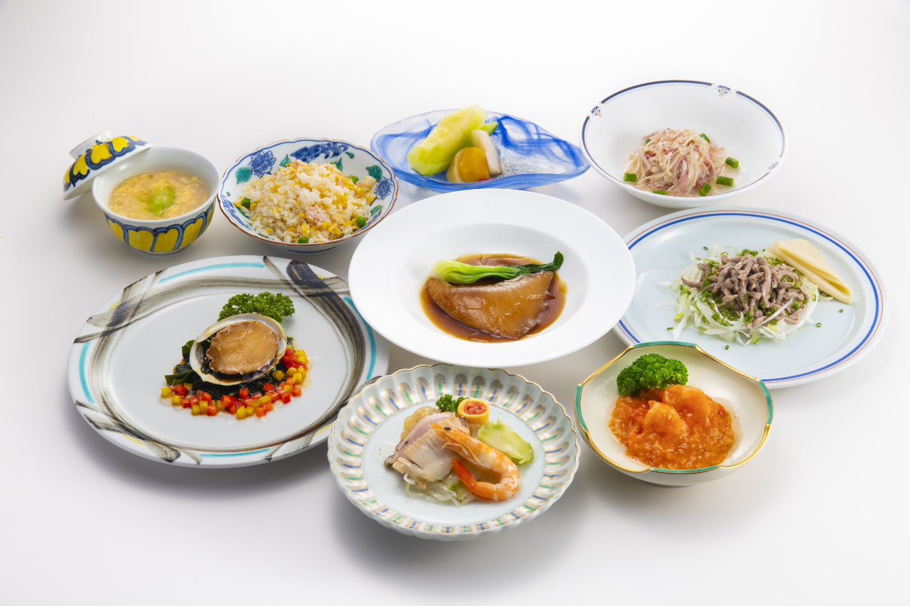 ◆犀江名物「フカヒレの姿煮」