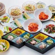 35品食べ放題ディナー