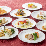 新鮮なこだわり食材を使った本格中国料理をご堪能 ください