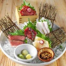 お肉たちの宴~五種肉の盛り合わせ~