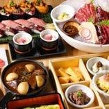中野で宴会なら肉寿司で!満足度120%!