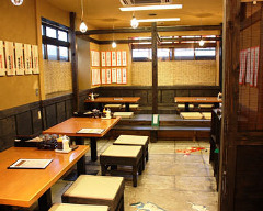 沼津ひもの 漁師の食堂 たんぱく大国