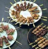 宮崎から直送の新鮮鶏 多彩な料理でお待ちしております。