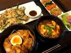 韓国家庭料理 アンニョン
