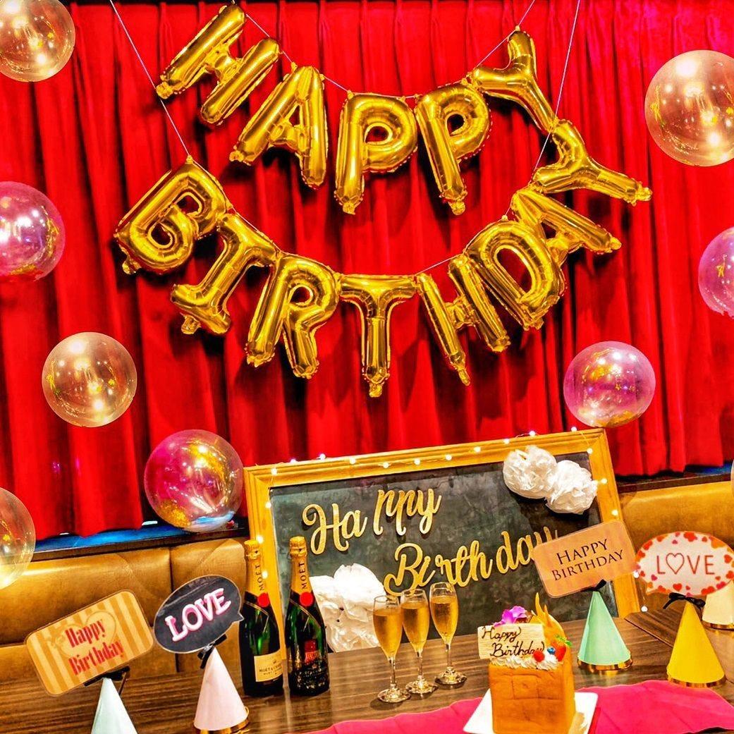 記念日&お誕生日のお手伝いします!