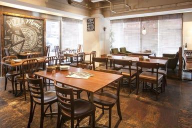 CABOT CAFE  店内の画像