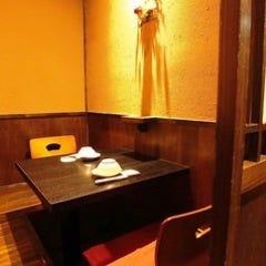 個室居酒屋 くいもの屋わん 五反田東口店 店内の画像