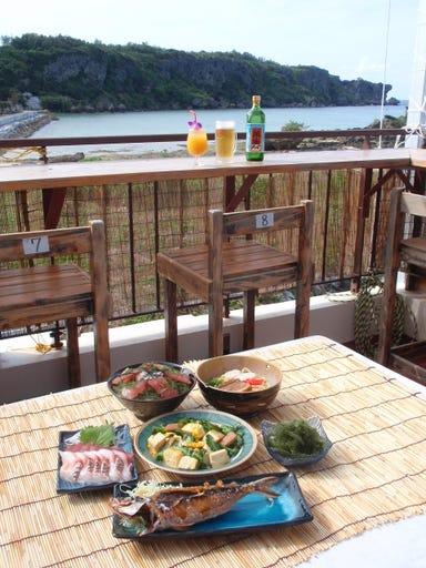 海人料理 亀ぬ浜  店内の画像