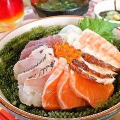 海人料理 亀ぬ浜