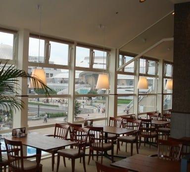 レッドロブスター 名古屋港ガーデンピア店 店内の画像