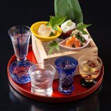 日本酒の利き酒セット