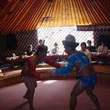 モンゴル相撲が開催されることも・・・