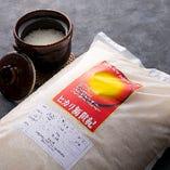 京都産のお米