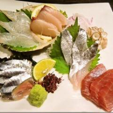 【瀬戸内海の新鮮魚介類】