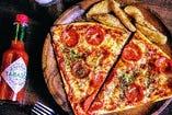 特大45㎝!!New York スライスピザ 1/4サイズ