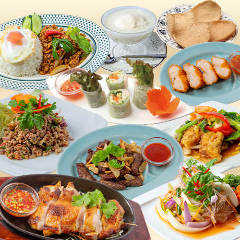 ASIAN DINING SUNRISE 木場店