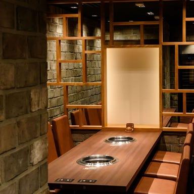 焼肉 BAR 李朝園  店内の画像