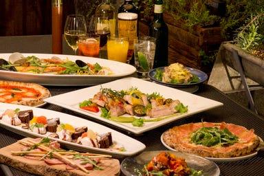 Cucina Caffe OLIVA  コースの画像