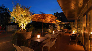 Cucina Caffe OLIVA  店内の画像