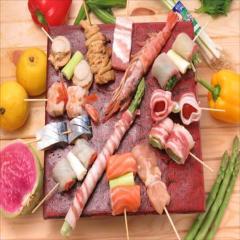 肉と魚巻き串と藁焼きの居酒屋 個室 いち会 宮崎橘通り西店