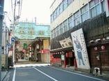 ■高崎アーケード街北入口