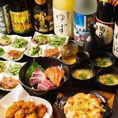 鶏と肴と陶板鍋 囲 -kakoi-